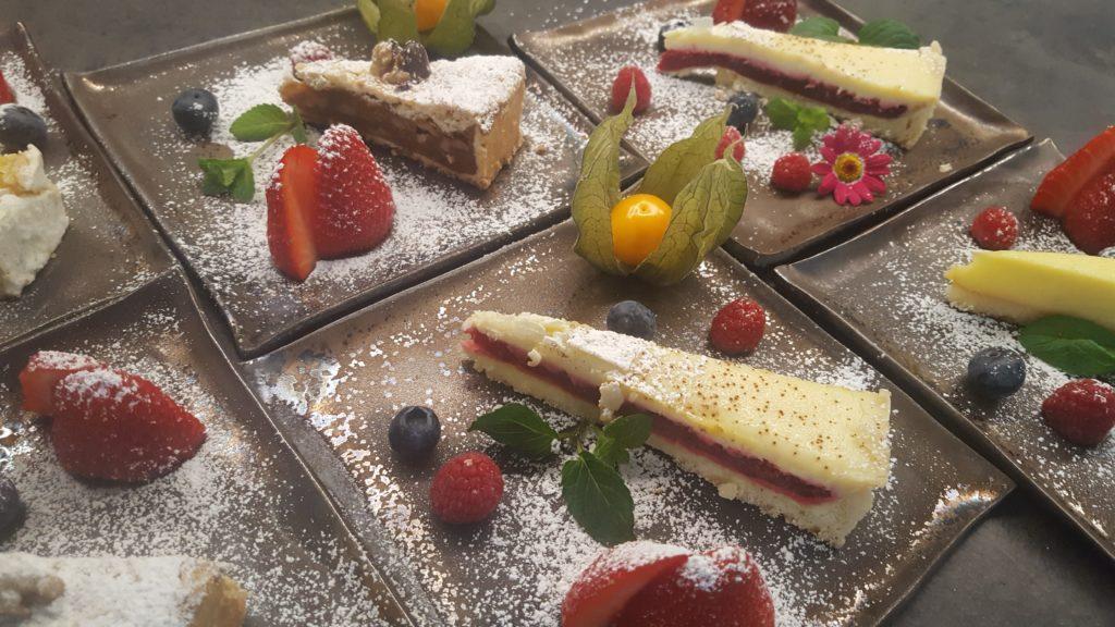 Tartes und Kuchen
